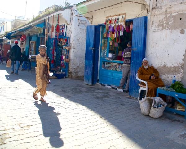 Morocco street 2 by goexplorephotography