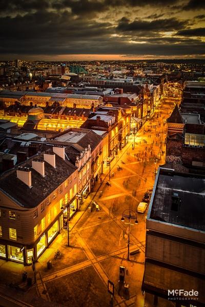 Briggate, Leeds by ade_mcfade