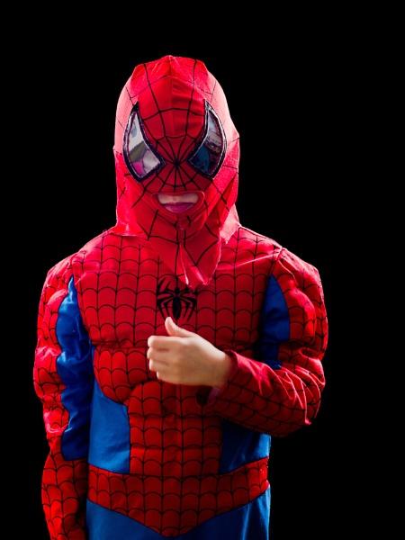 Spiderman by EwaG