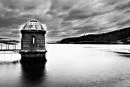 Lliw Reservoir by AmyThomasPhotography