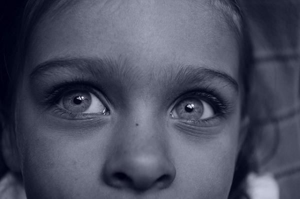 My daughters eyes by diehard4