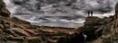 Rumbling Kern panorama 1