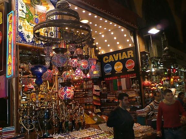Istanbul market by tamarisk