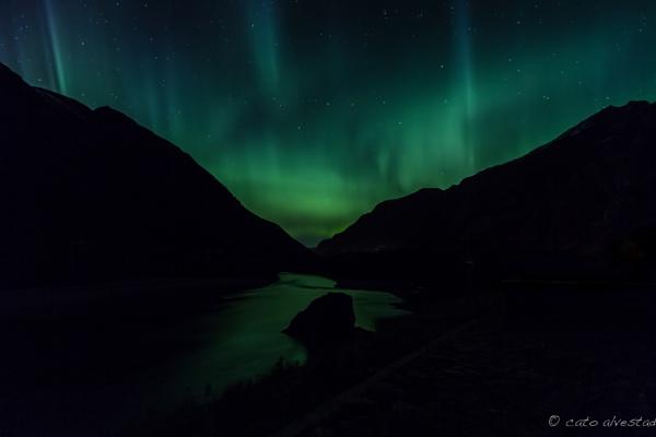 Aurora Borealis by keito