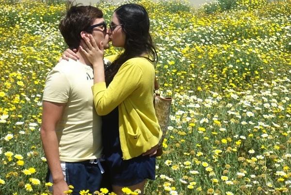 my boyfriend & I by elie14