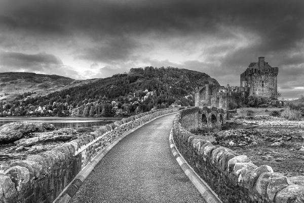 Eilean Donan Castle by Alan_Coles