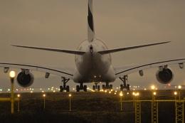 A 380 Manchester Airport