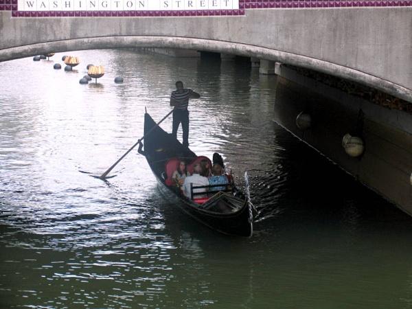 ~ Gondola Under The Bridge by LexEquine