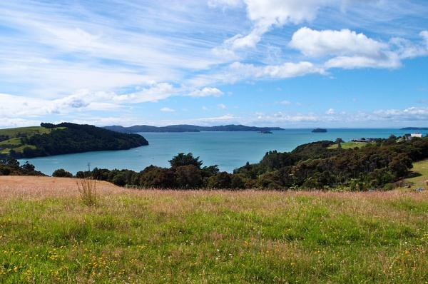 NZ Landscape by chensuriashi