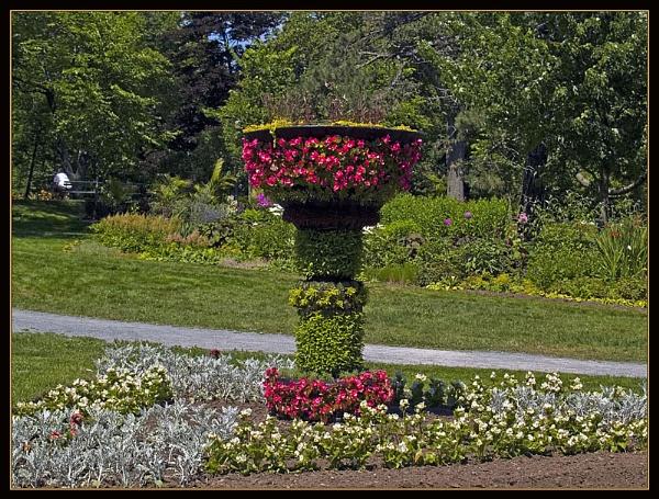 Halifax Public Gardens 4 by JimV