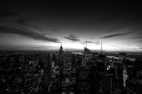 New York by harlequinarcher
