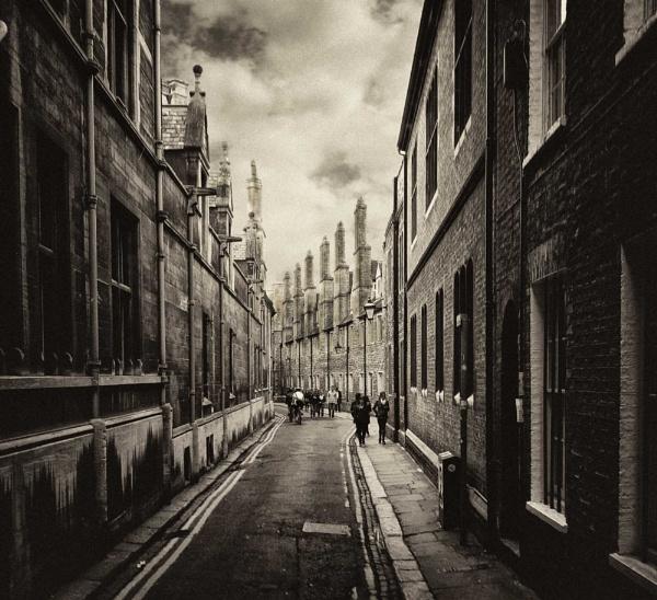 Cambridge chimneys by rick9449