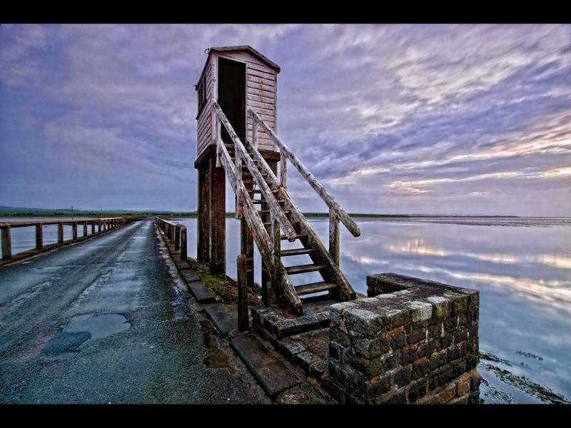 Lindisfarne refuge
