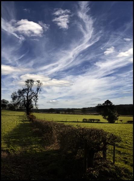 Shropshire Skies III by Niknut