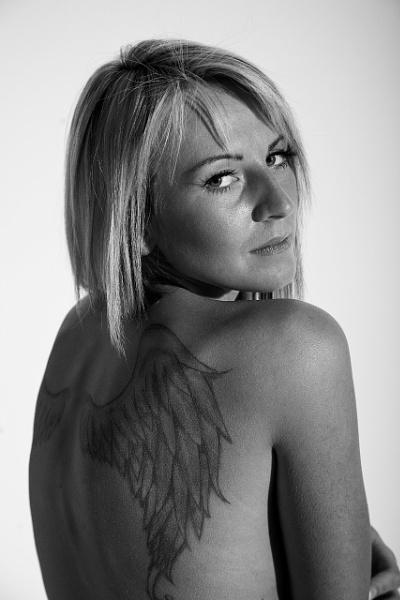 Adriana Tattoo by SteveBaz
