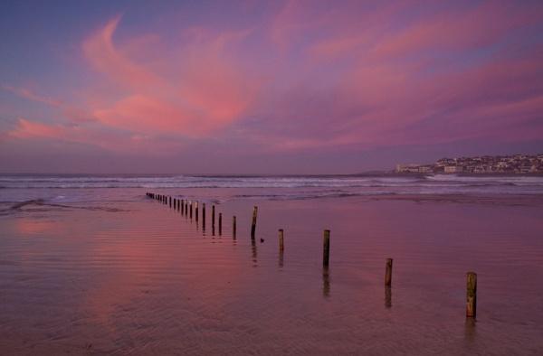 Portstewart Sunset by canonfan