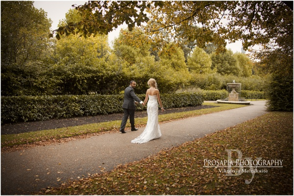 wedding in autumn by prosapia