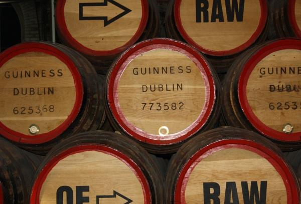 Guinness Barrels by DebsMk