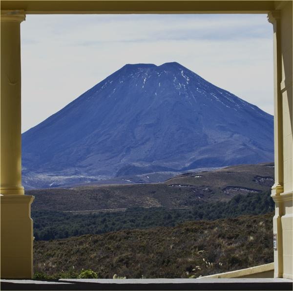 Mt Ngauruhoe N.Z by sidestep
