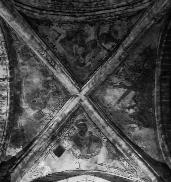 Ye medieval Graffiti by ajm