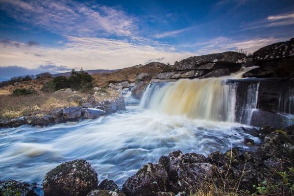 crolly falls by owenclarke