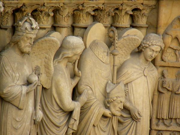Notre Dame by Herrero