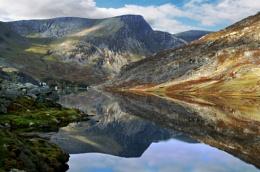 Llyn Ogwen, Wales