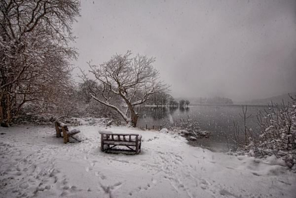 Loch Ard, Scotland by sylwia_sylwia