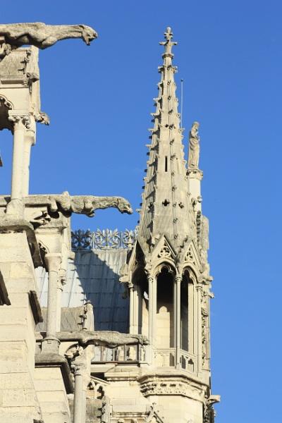 Notre Dame Gargoyles by gphussey