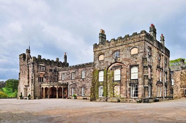 Ripley castle by Evertonian