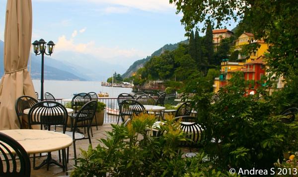 Italy- Varenna\'s best spot! by AndreaJean