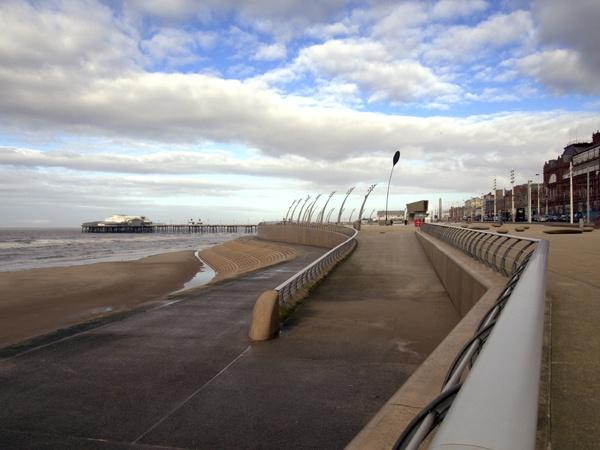 New Promenade by victorburnside
