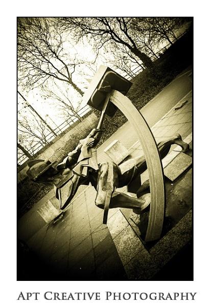 Milton Keynes Statue