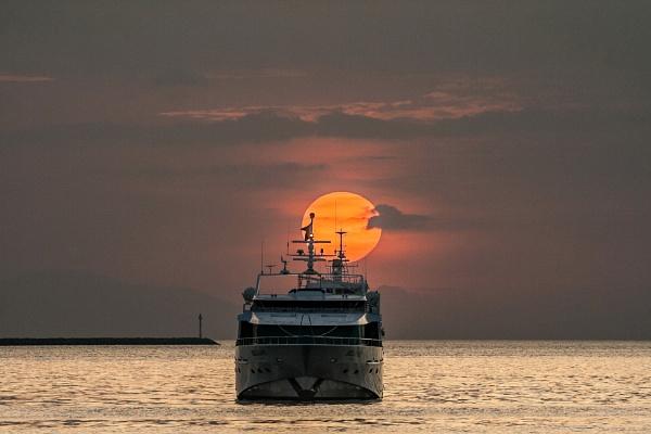 Manila BAy Sunset by guitarman74uk