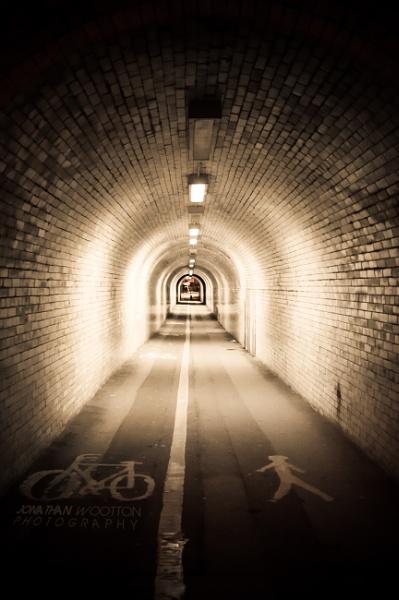 York Underpass by jonathanwo