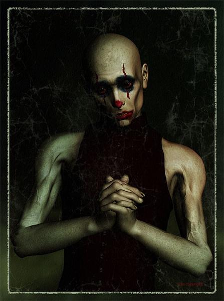 Tears of a clown... by Sianp