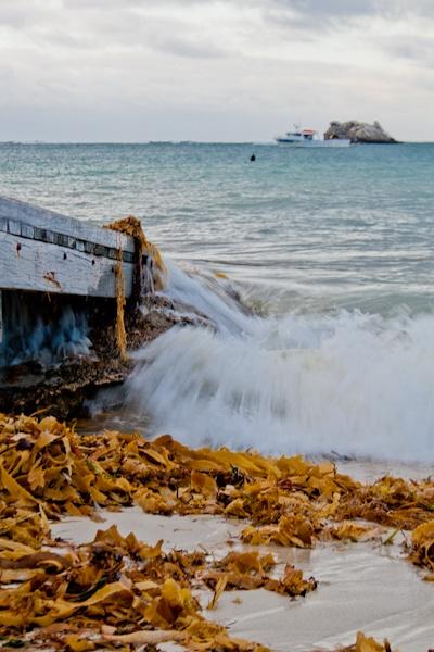 Hamelin Bay Boat Ramp by Brindamour