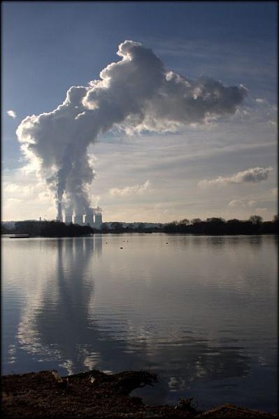 Steaming Towers by gardenersteve