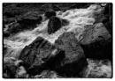 Water falls on the way into Cwm Idwal. by wynn469
