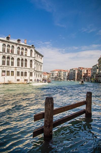 Venice canal by raamaa