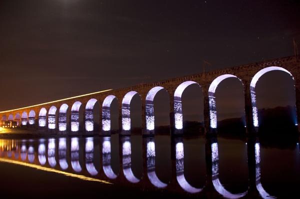 Hst on Royal Border Bridge by boabsta