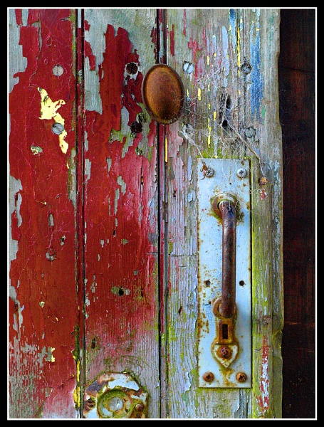 An Old Door by fificat100