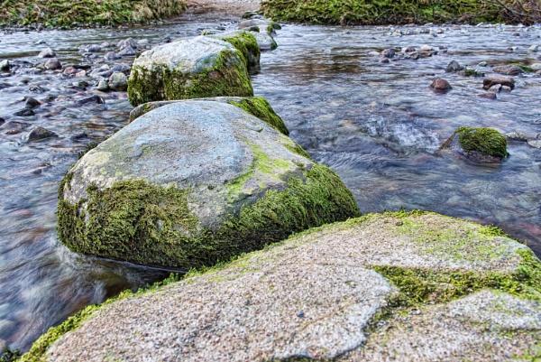 Stepping Stones Rosthwaite by lonewolf1