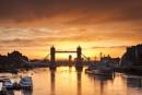 Tower Bridge at Sunrise 3