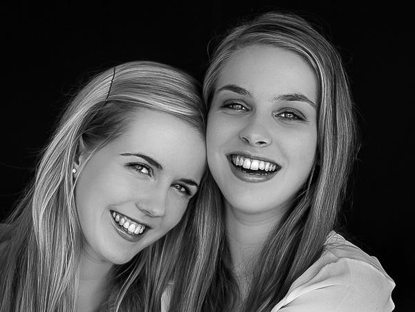 Sarah and Ellie by david1810