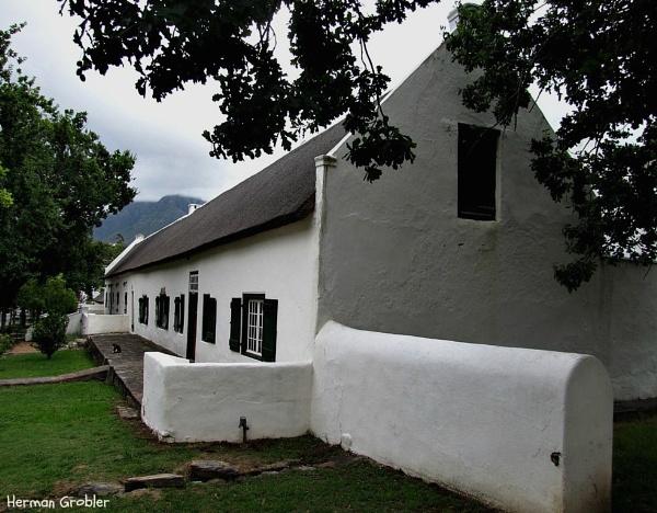 Old Gaol by Hermanus