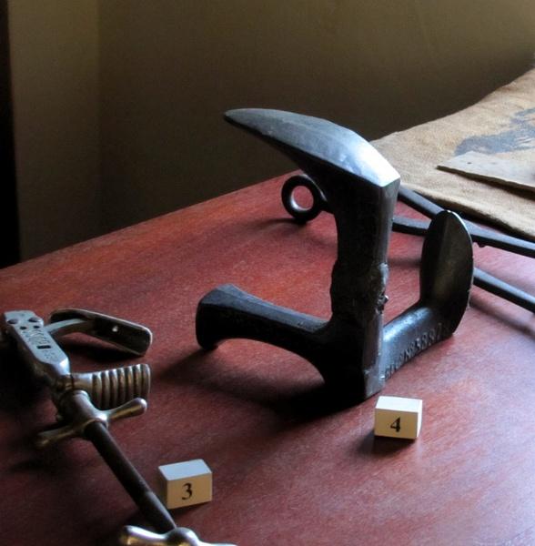 Shoe Anvil by Hermanus
