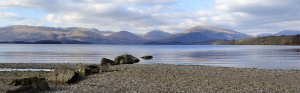 Loch Lomond by bgrunes