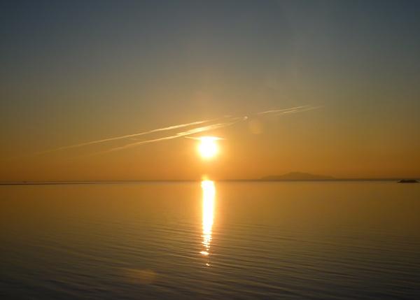 Inchkeith Sunrise by ajm