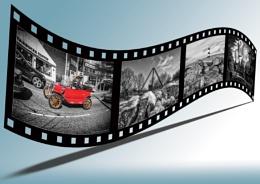 3D film strip